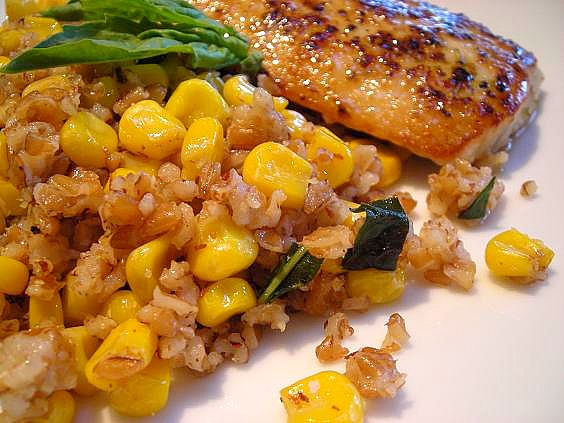 bulgur and fish 003