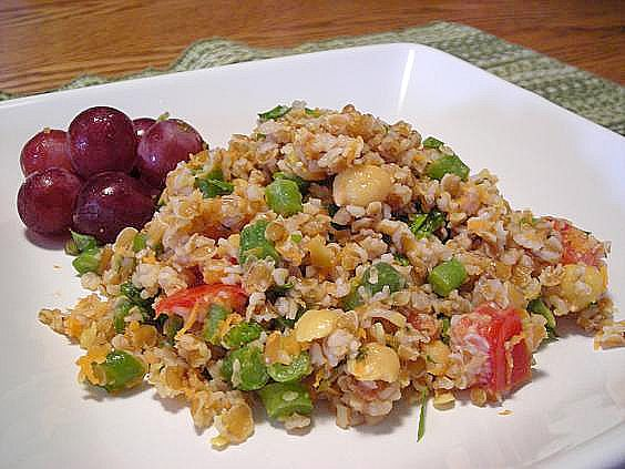 bulgur with veg 008