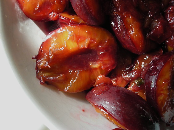 poached plums6343