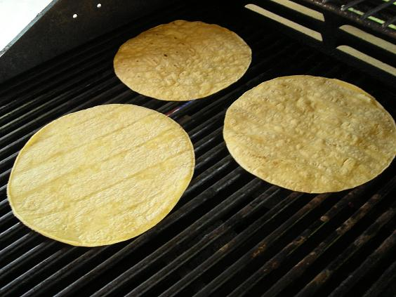 poblano chile tostada 002