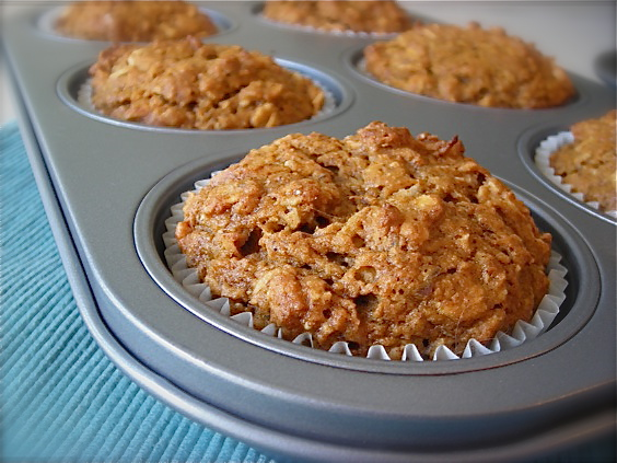 Sweet Potato Muffins6383