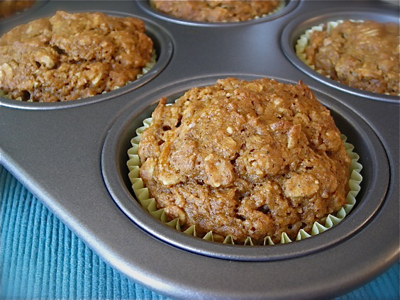Sweet Potato Muffins6385
