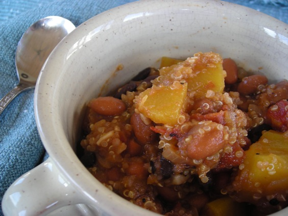 Andean Bean Stew with Squash and Quinoa6877