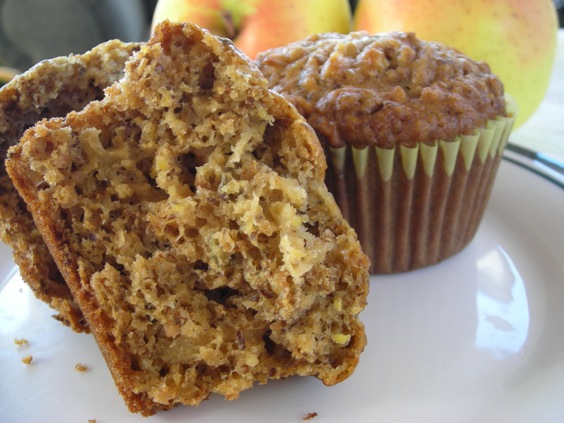 apple bran muffins6860