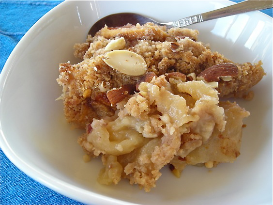 more apple crisp6866
