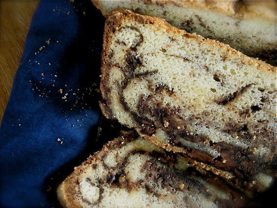 nutella swirl poundcake6894